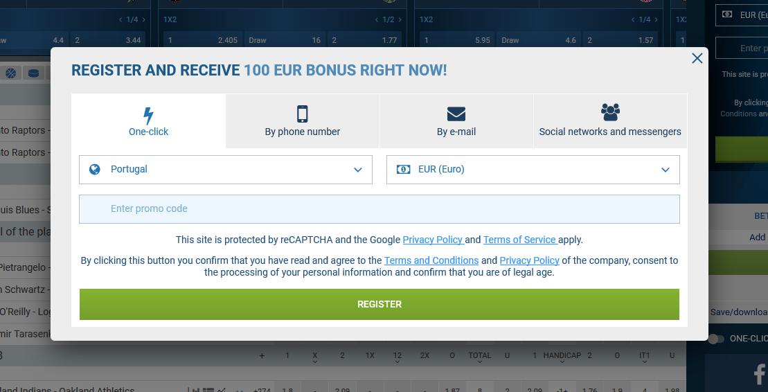 Κωδικός προσφοράς 1xBet ( 1χβετ ) – κερδίζετε επιπλέον 130 ευρώ για την πρώτη σας κατάθεση